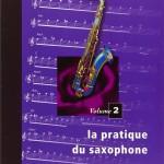 La Pratique du saxophone - Vol. 2.1